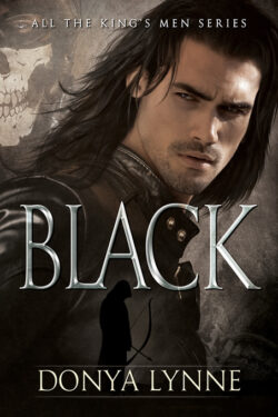 Black by Donya Lynne
