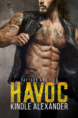 Havoc (Tattoos and Ties Duet - Book 1) by Kindle Alexander