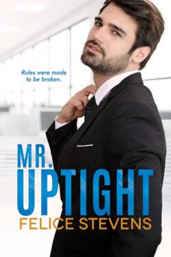 Mr. Uptight by Felice Stevens