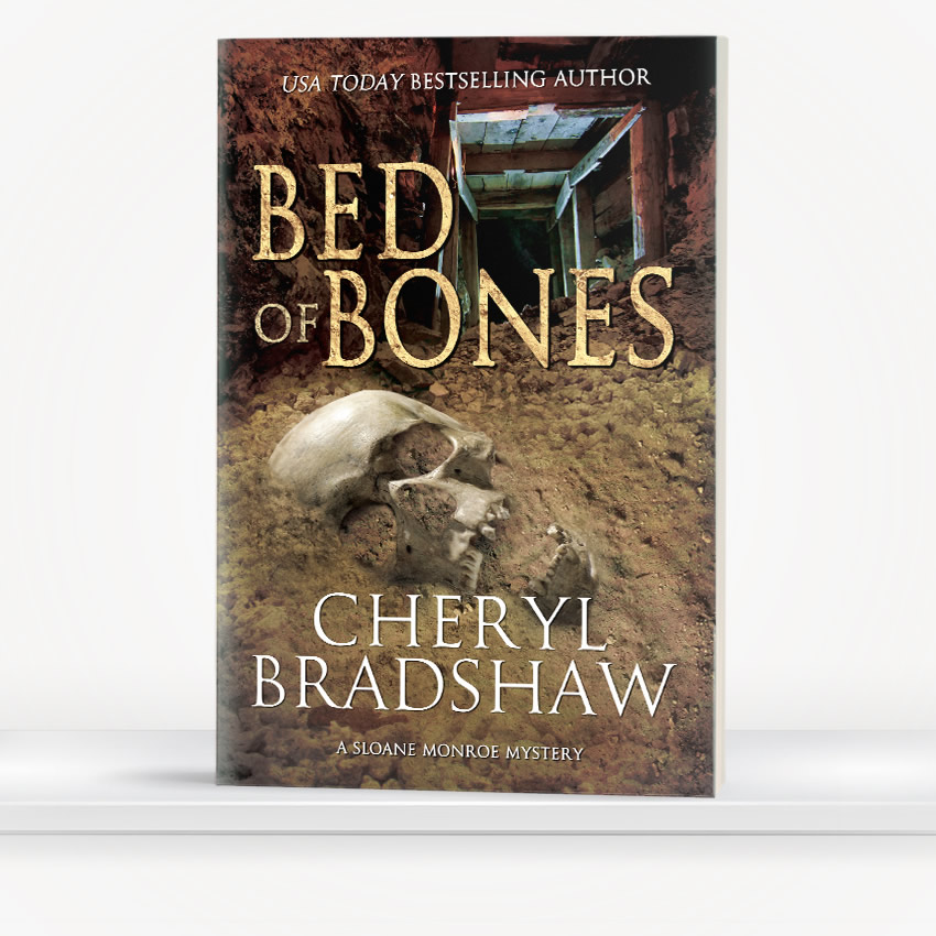 Bed of Bones by Cheryl Bradshaw