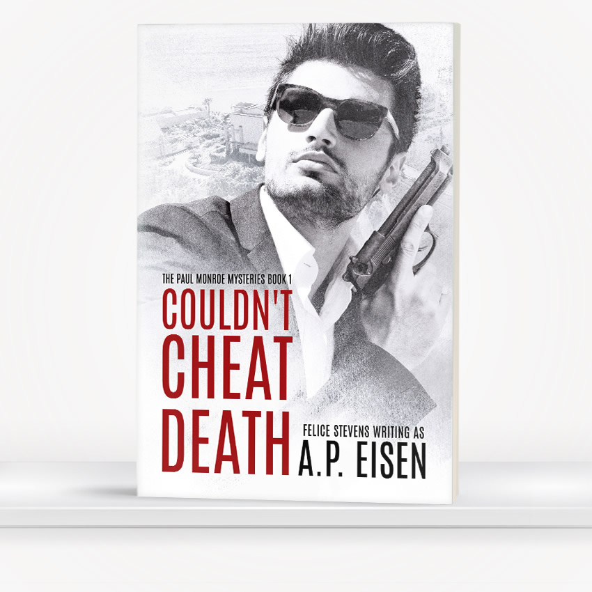 Couldn't Cheat Death by A.P. Eisen