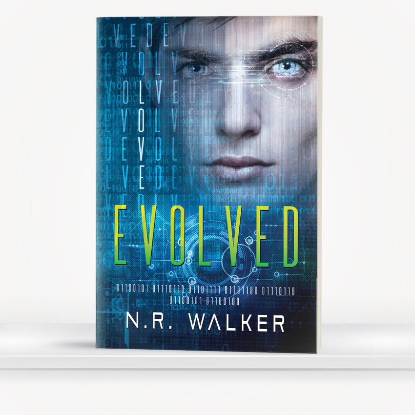 Evolved by N.R. Walker