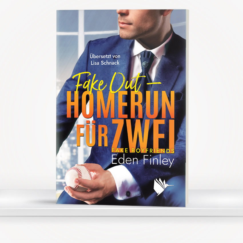 Fake Out (German Edition) by Eden Finley