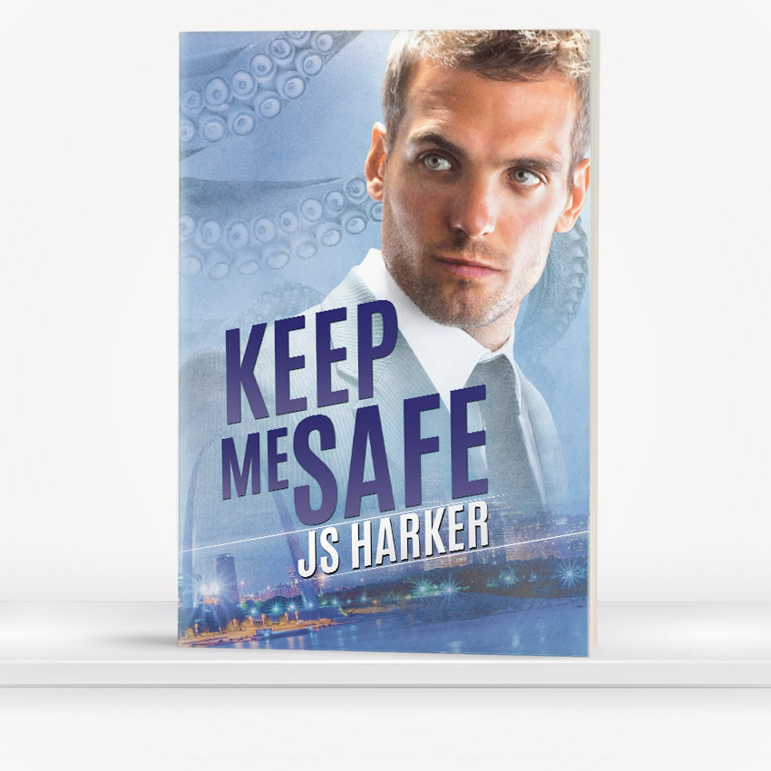 Keep Me Safe by JS Harker