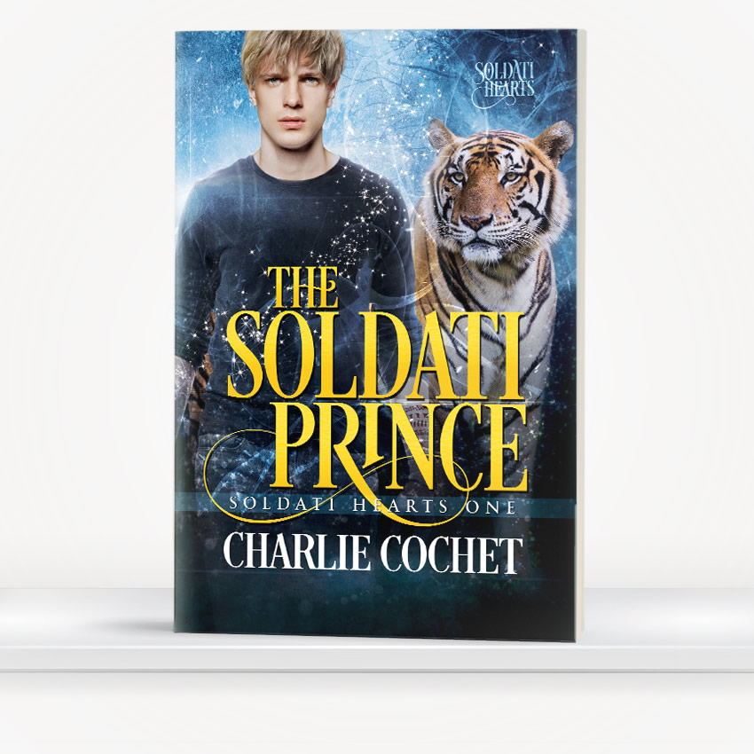 The Soldati Prince by Charlie Cochet